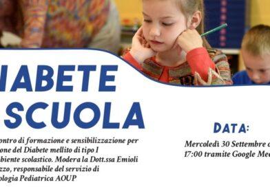 Diabete a scuola