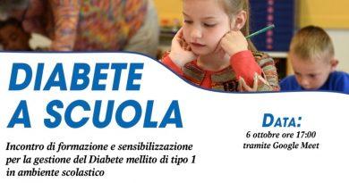 Diabete a scuola 2021